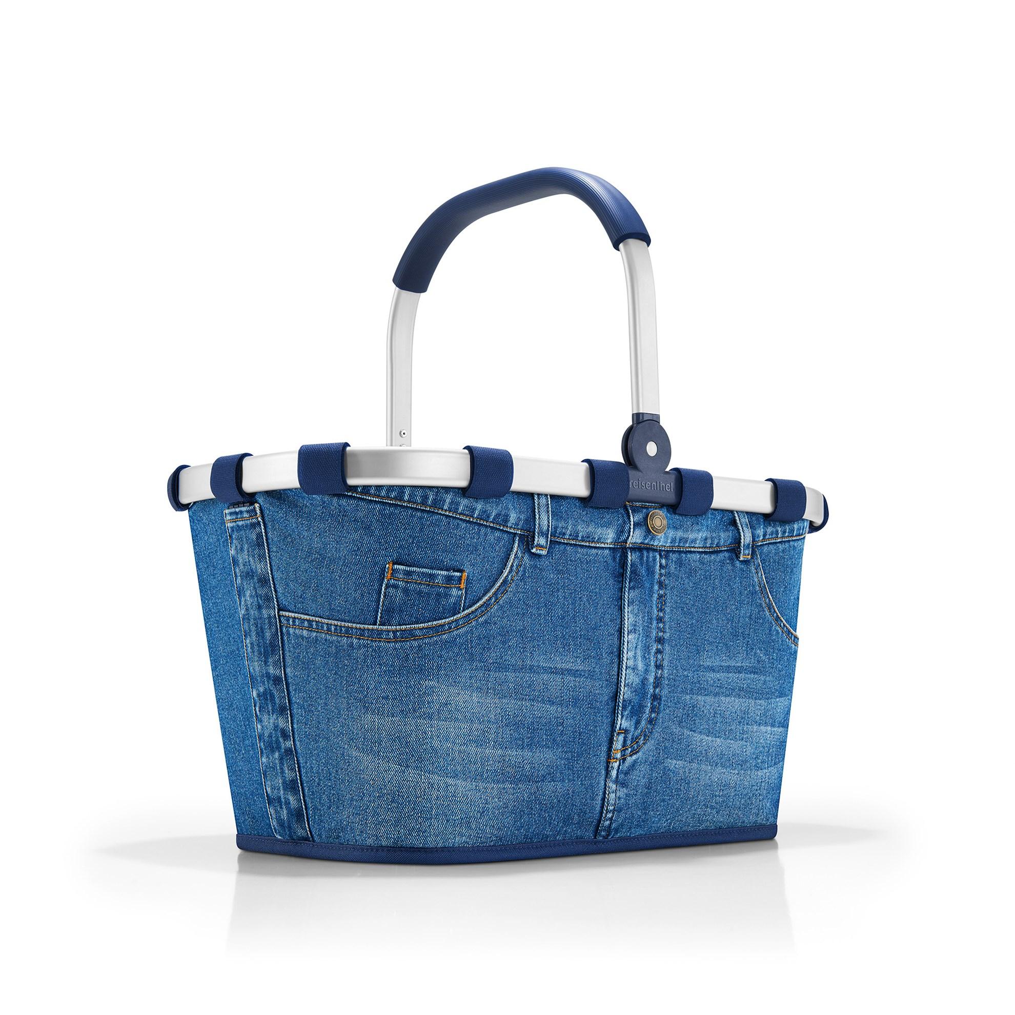 Nákupní košík CARRYBAG jeans_1
