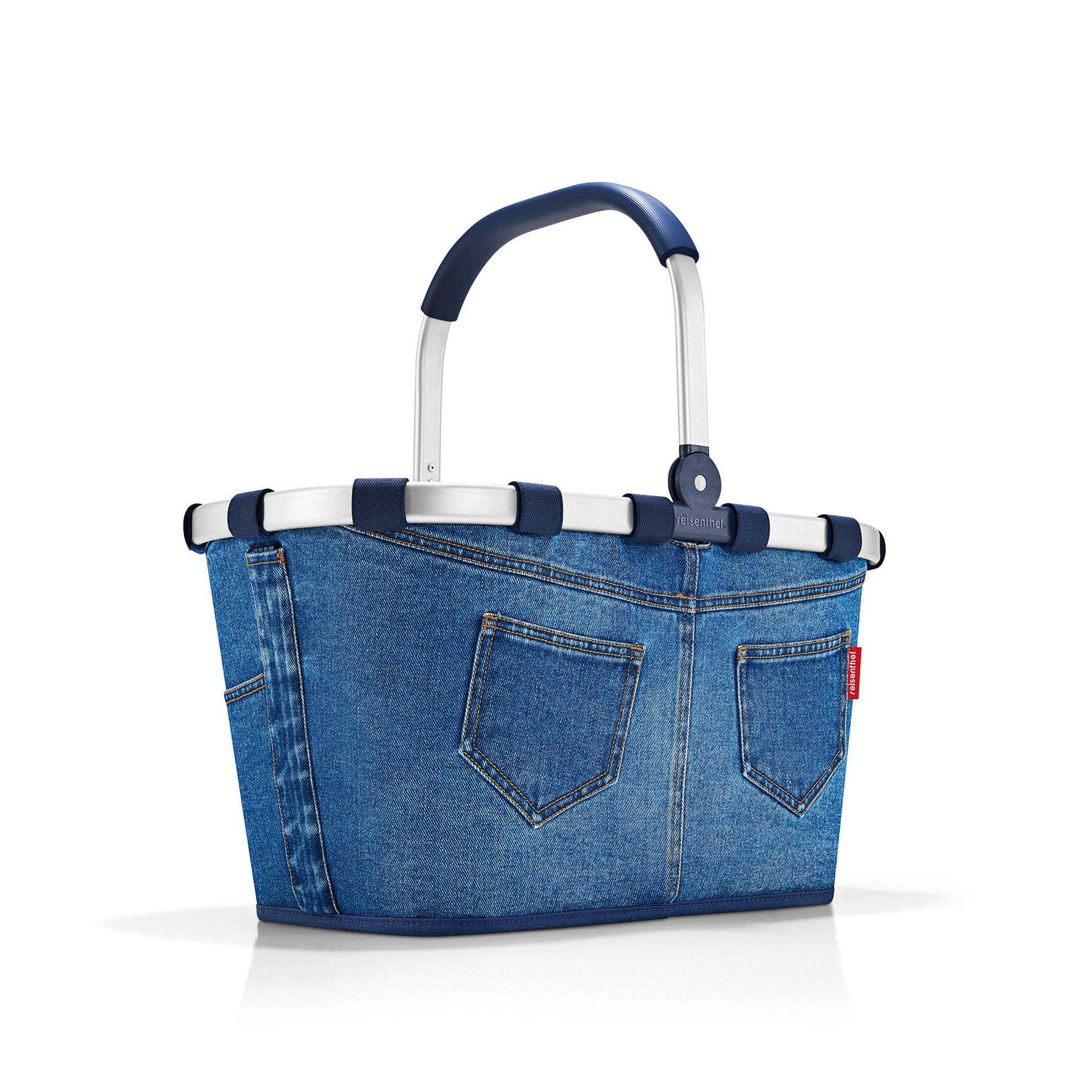 Nákupní košík CARRYBAG jeans_2