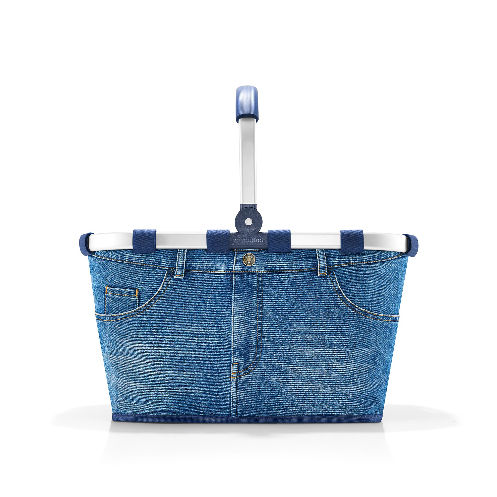 Nákupní košík CARRYBAG jeans_3