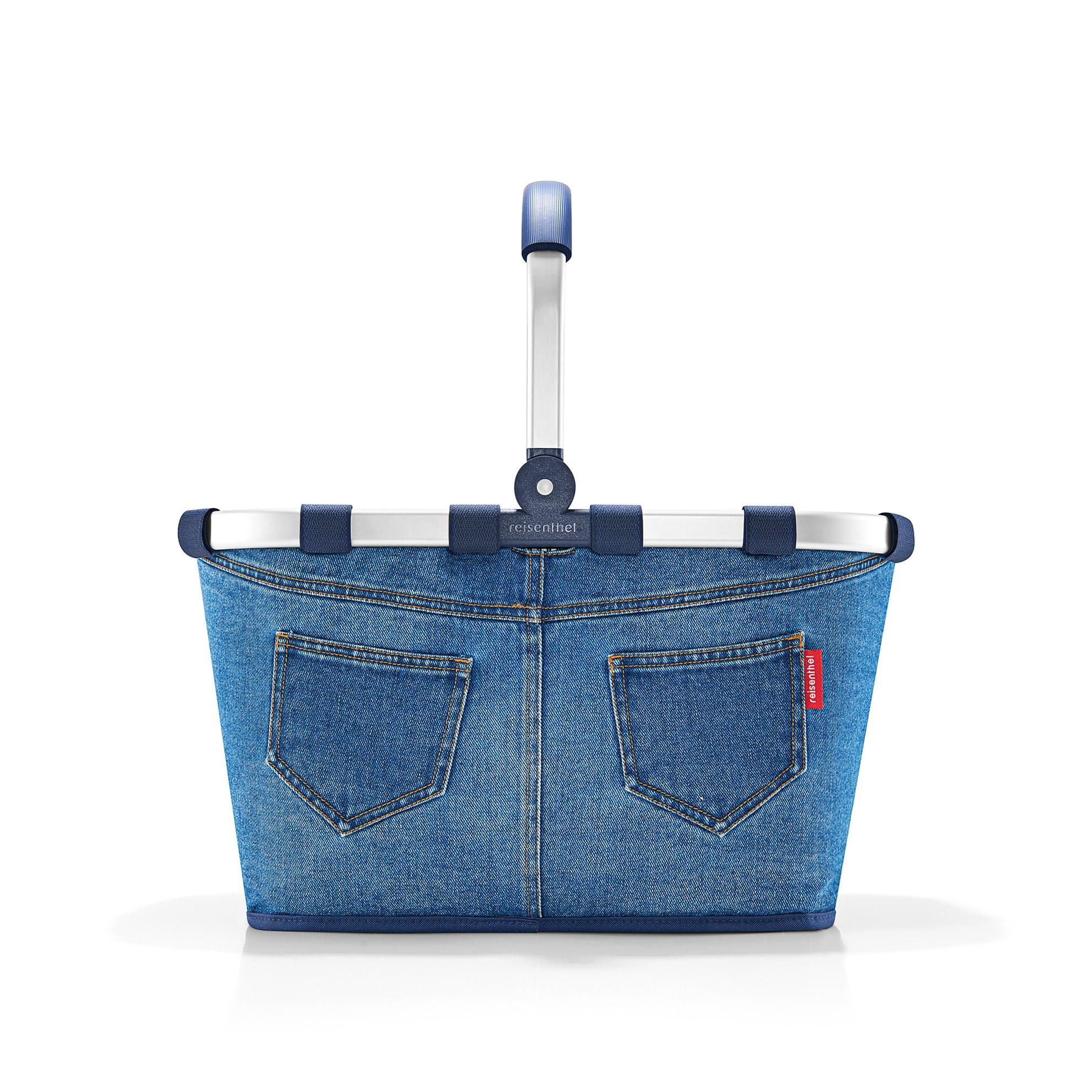 Nákupní košík CARRYBAG jeans_4