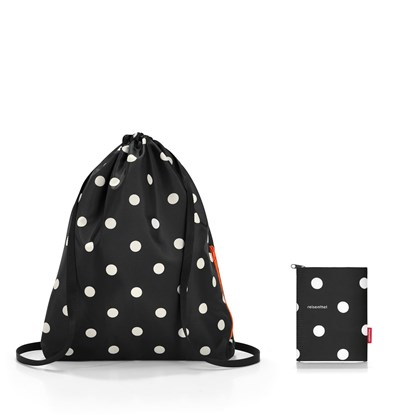 Vak na záda Mini Maxi Sacpack mixed dots_3