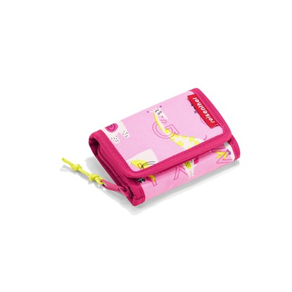 Peněženka wallet S kids abc friends pink_0