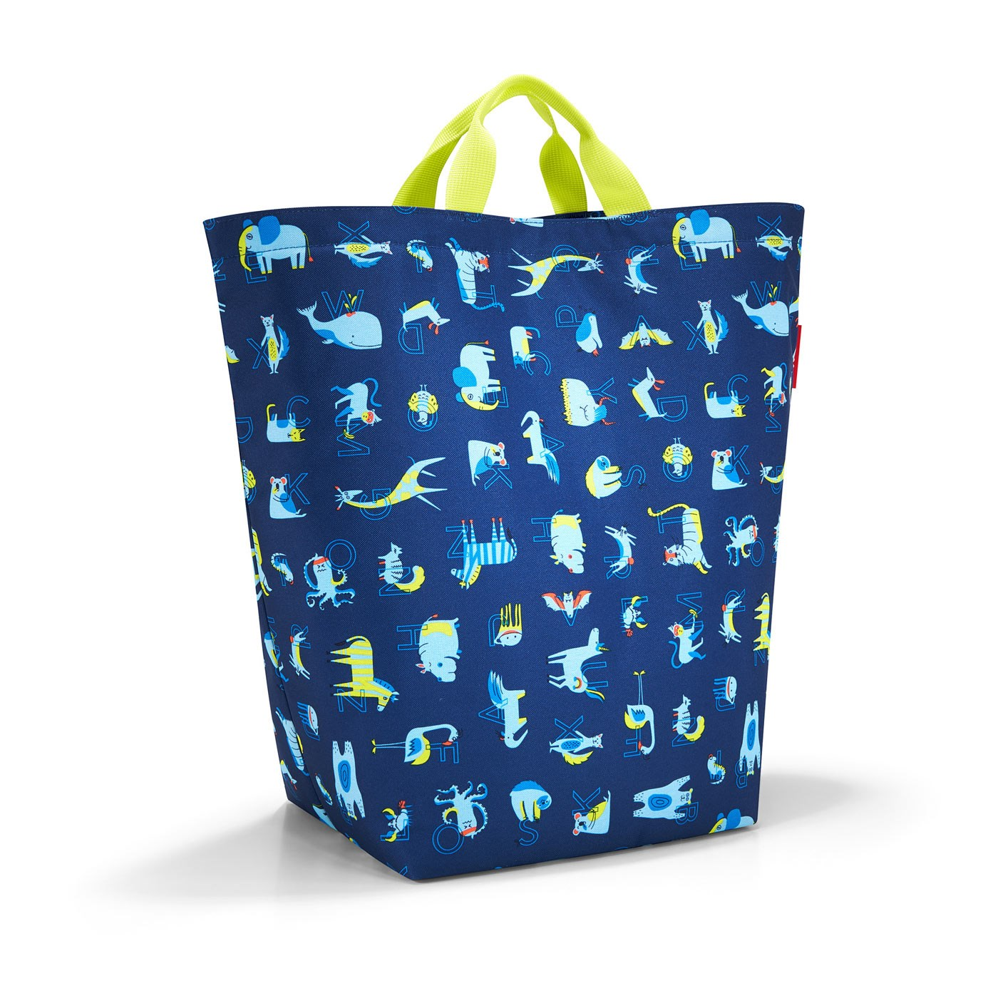Taška na hračky Storagesac kids abc friends blue_2