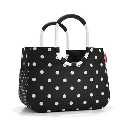 Nákupní taška LOOPSHOPPER L mixed dots_0