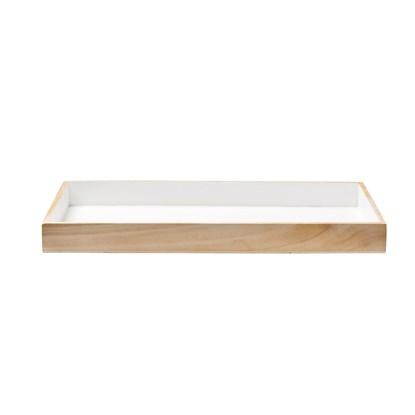 Dřevěný podnos 45x25 cm_0