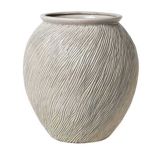 Váza SANDY 42,5 cm slonová kost_0