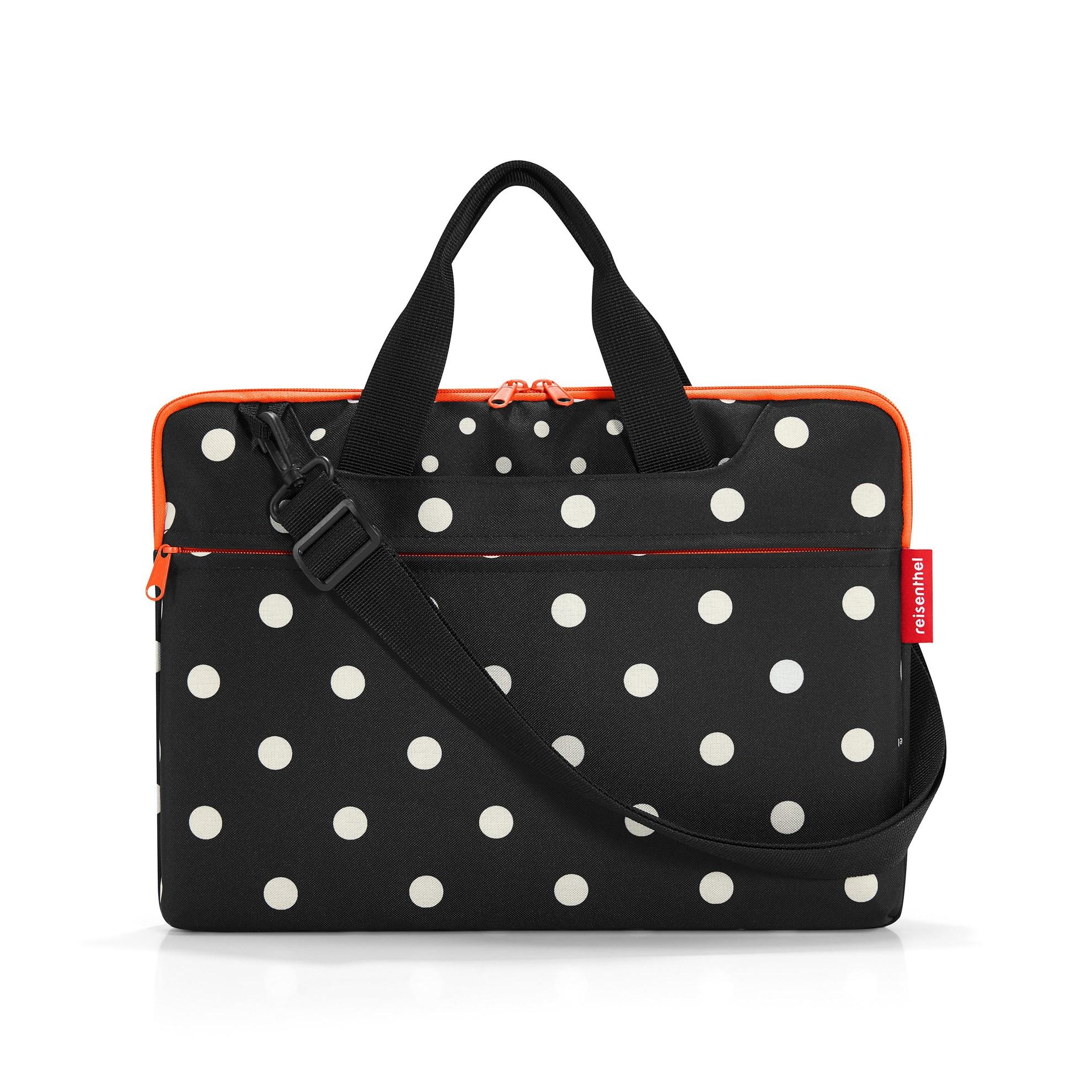 Taška přes rameno netbookbag mixed dots_0