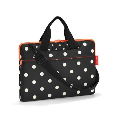 Taška přes rameno netbookbag mixed dots_1