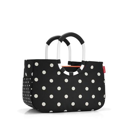 Nákupní taška LOOPSHOPPER M mixed dots_0
