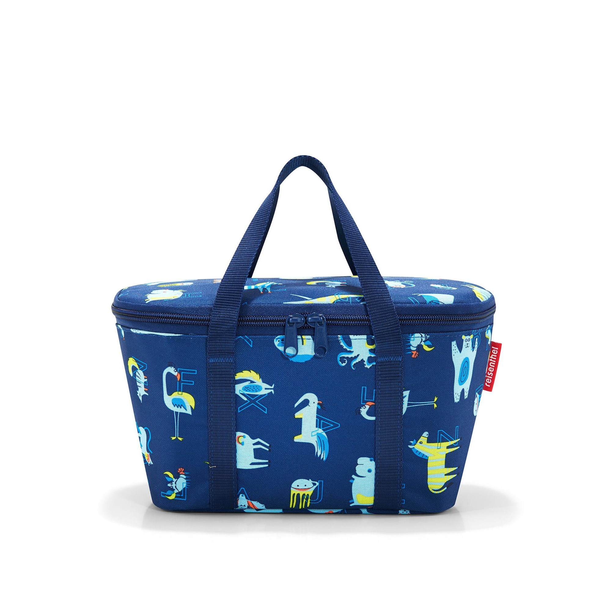 Termotaška COOLERBAG XS kids abc friends blue_0