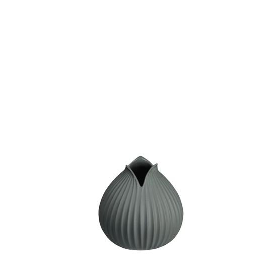 Váza YOKO 10 cm šedá_0