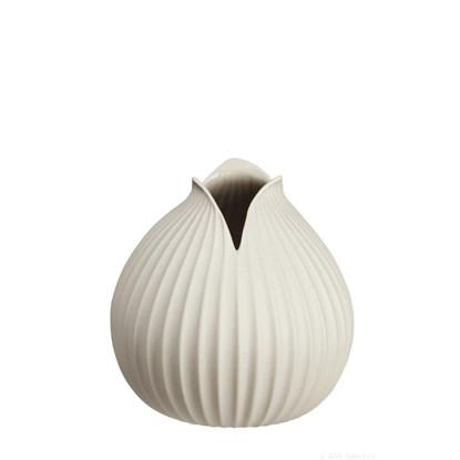 Váza YOKO 18 cm béžová_1