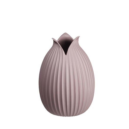 Váza YOKO 22 cm růžová_0
