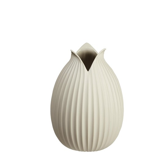 Váza YOKO 22 cm béžová_1