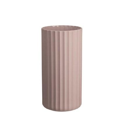 Váza YOKO 24 cm růžová_0