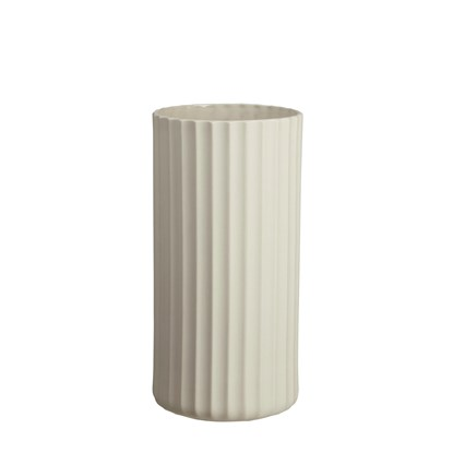 Váza YOKO 24 cm béžová_1