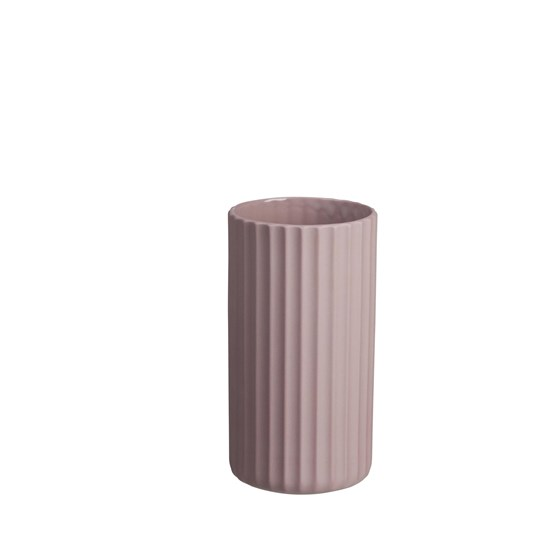 Váza YOKO 16 cm růžová_0