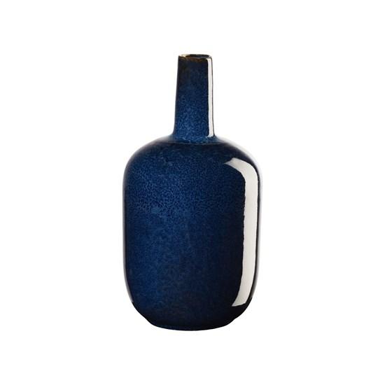 Váza SAISONS 17,4 cm modrá_0