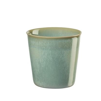Šálek na café luongo PASTELLO zelená_0