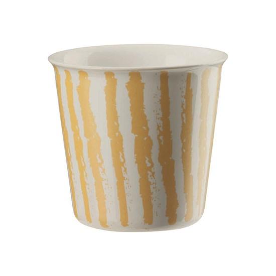 Šálek na café luongo žlutá_0