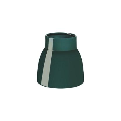 Váza FLORE 15 cm petrolejová_0