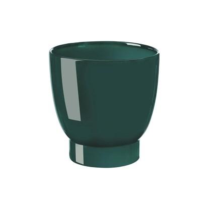 Váza FLORE 20 cm petrolejová_0