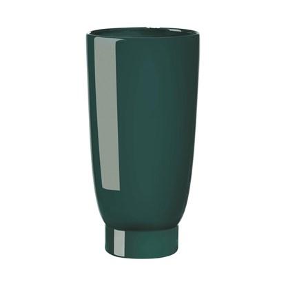 Váza FLORE 30 cm petrolejová_0