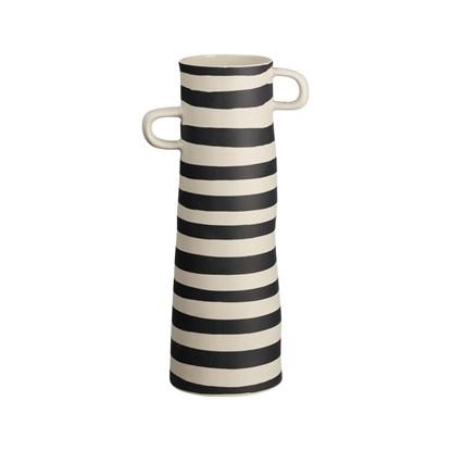 Váza RAYU 28 cm pruhy_0