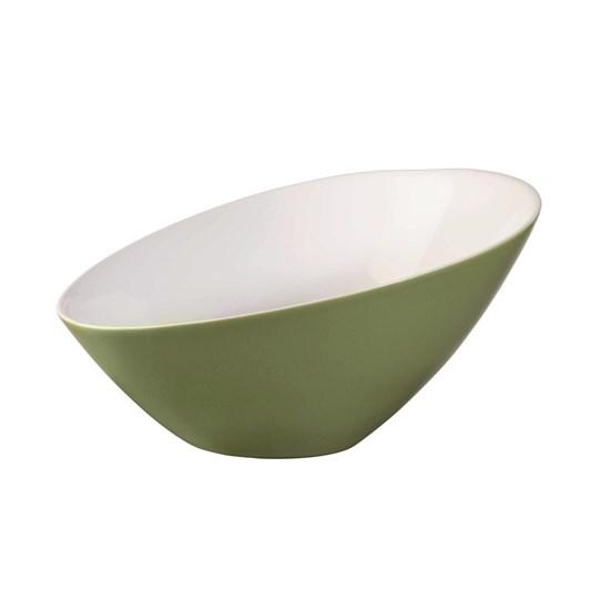 Mísa VONGOLE 32.5 cm zelená_0