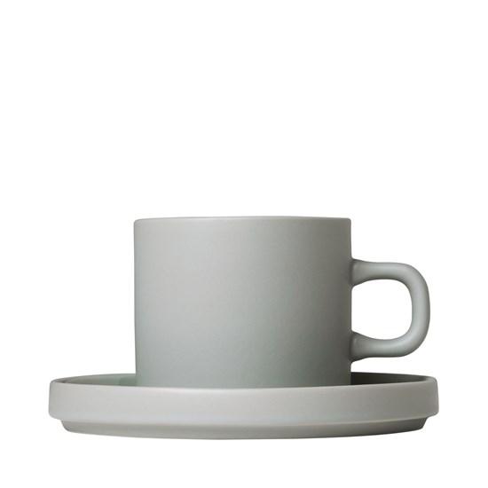 Šálek na kávu MIO SET/2ks šedý_0