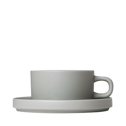 Šálek na čaj MIO SET/2ks šedý_0