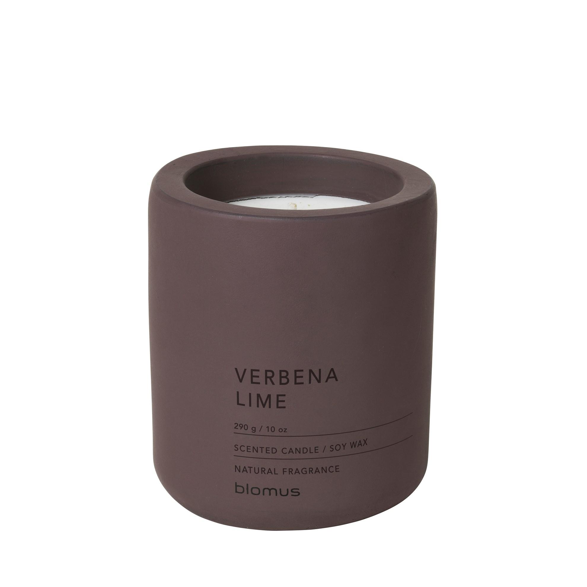 Vonná svíčka FRAGA L Verbena/lime_0
