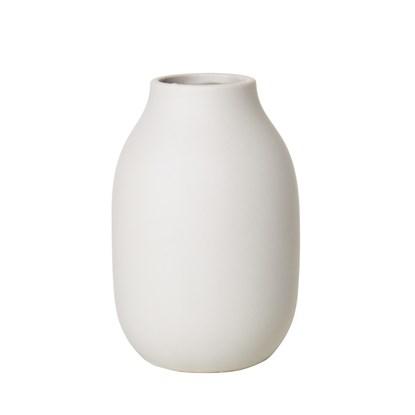 Váza COLORA 15 cm jemně béžová_0