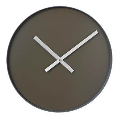 Nástěnné hodiny RIM velké khaki_0