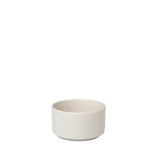 Miska na snack MIO 8,5 cm krémová_0
