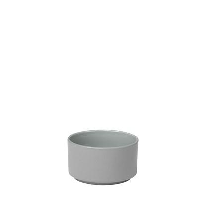 Miska na snack MIO 8,5 cm šedá_0