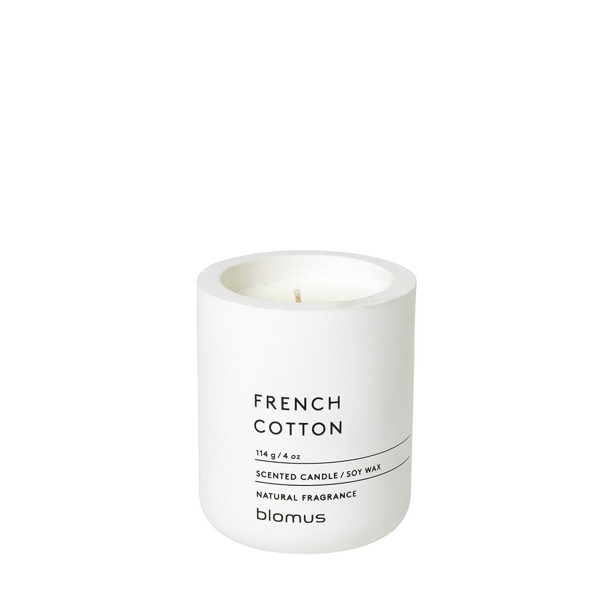 Vonná svíčka FRAGA S French cotton_0