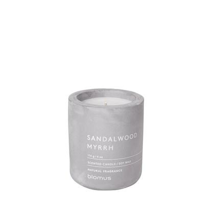 Vonná svíčka FRAGA S Sandal wood_0