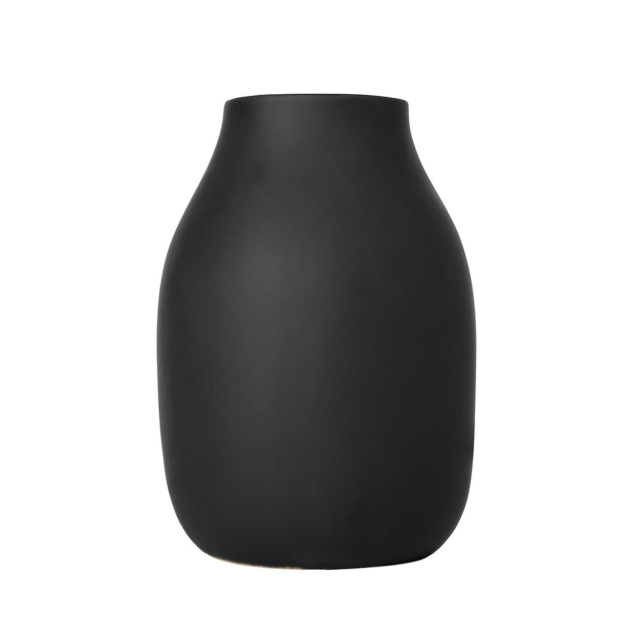 Váza COLORA 20 cm antracitová_0