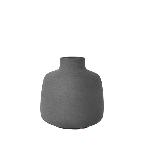 Váza RUDEA 13,5 cm antracit_0