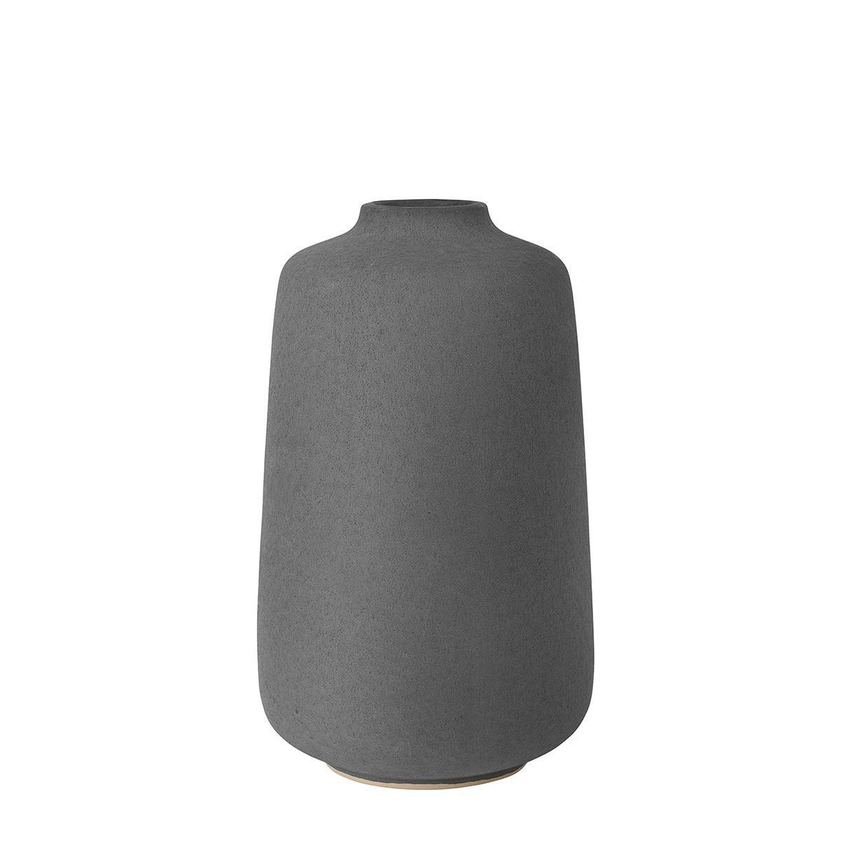 Váza RUDEA 24 cm antracit_0