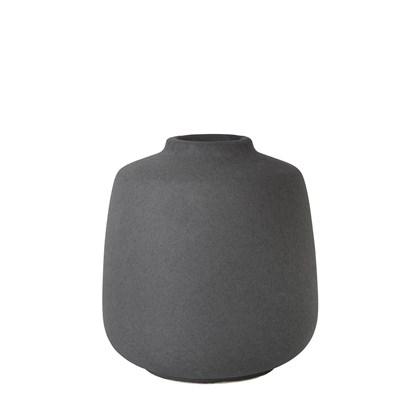 Váza RUDEA 17,5 cm antracit_0