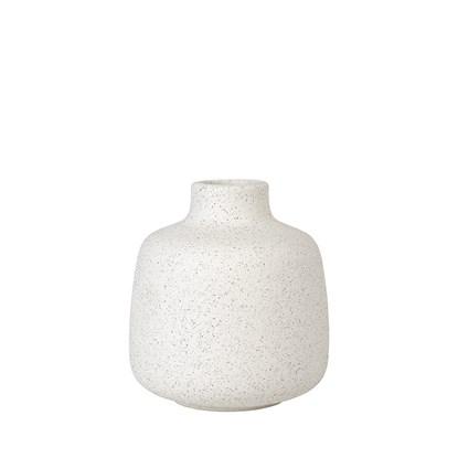 Váza RUDEA 13,5 cm bílá_0