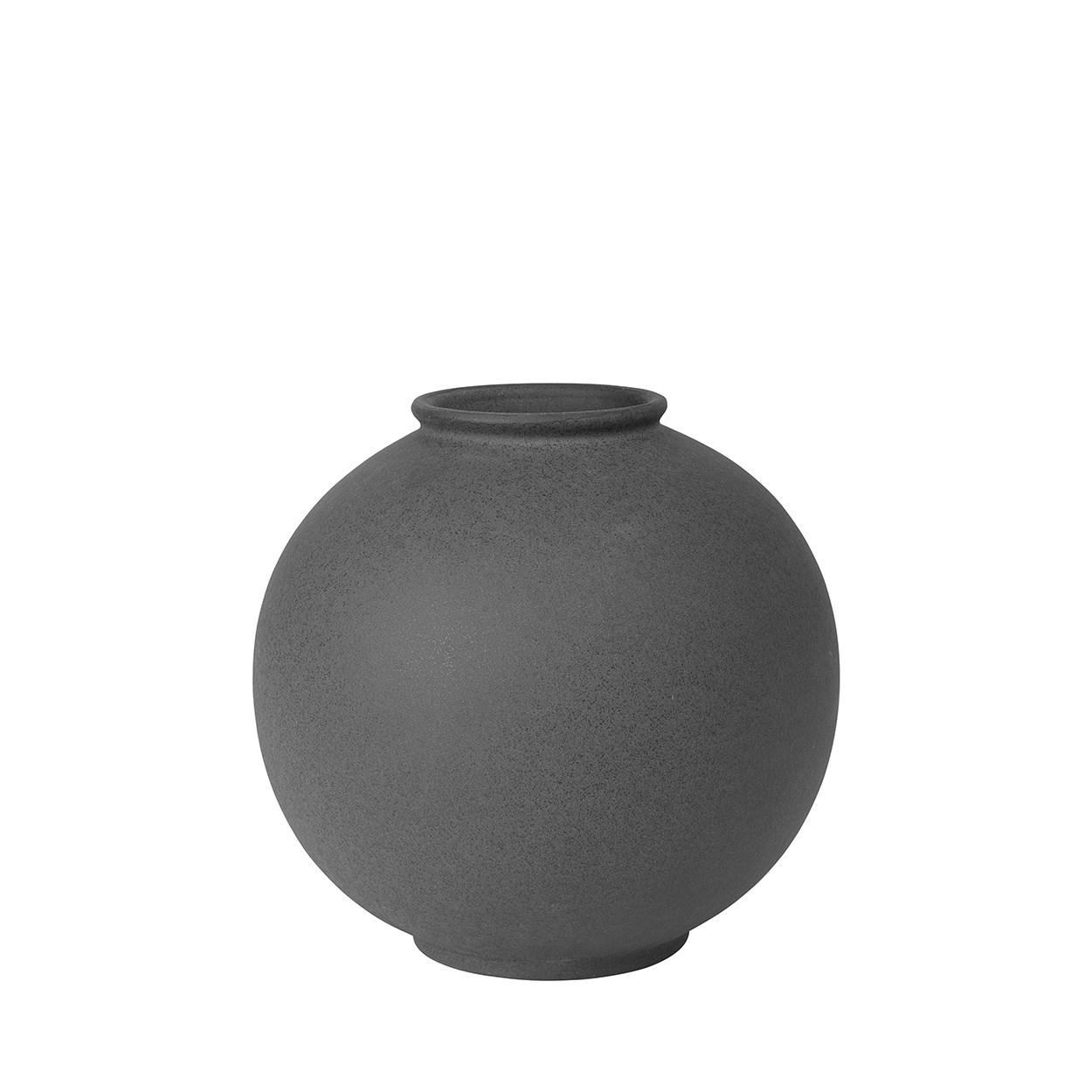 Váza RUDEA 22,5 cm antracit_0