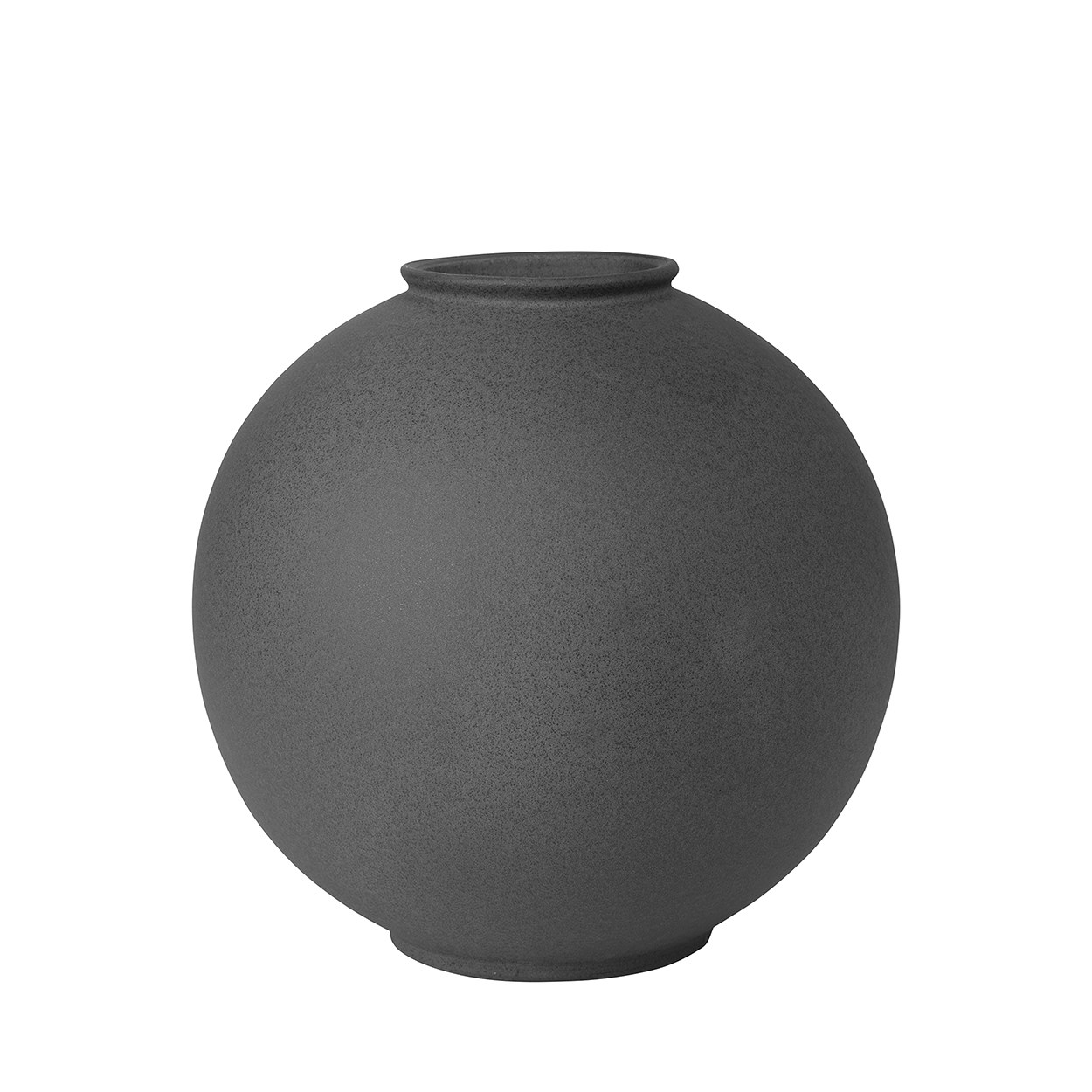 Váza RUDEA 30 cm antracit_0