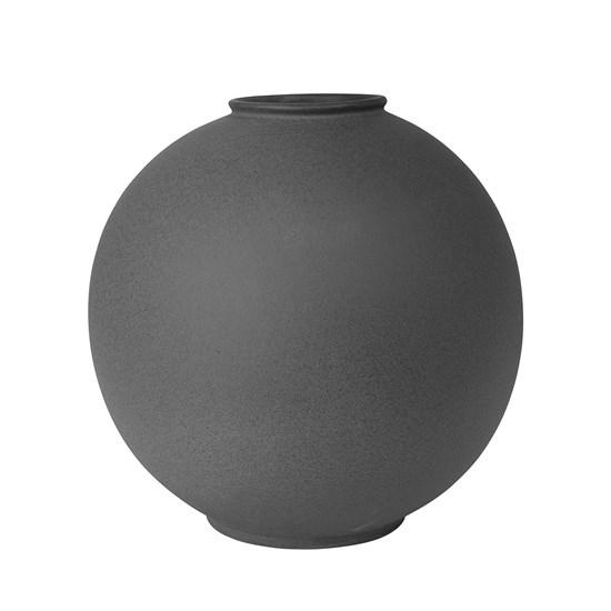 Váza RUDEA 36,5 cm antracit_0
