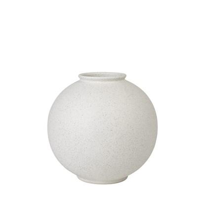 Váza RUDEA 22,5 cm bílá_0