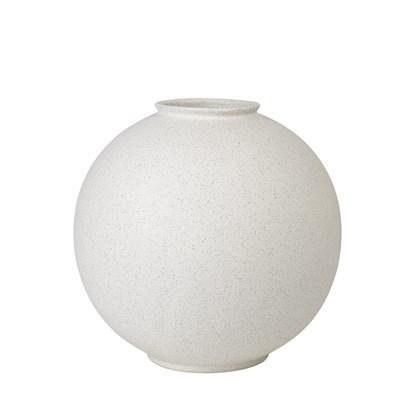 Váza RUDEA 30 cm bílá_0