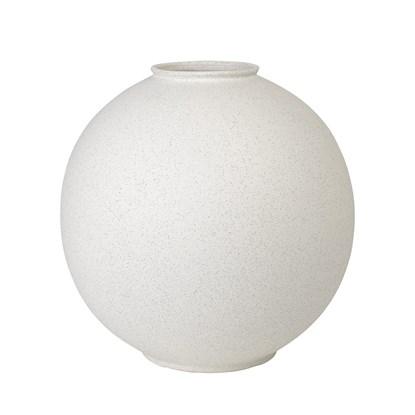 Váza RUDEA 36,5 cm bílá_0