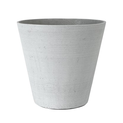 Květináč COLUNA 32 cm světle šedý_0